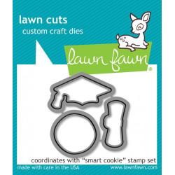 milk /& Cookies Lawn Cuts Custom Craft Die