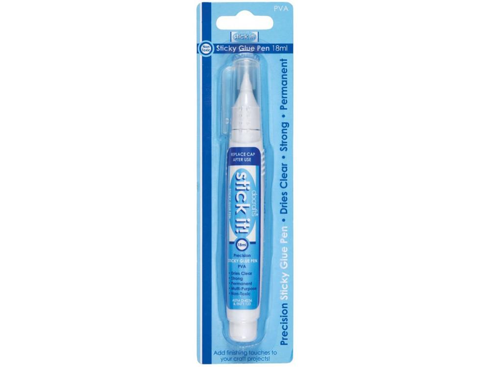 Sticky Glue Pen - Stick It! - 18 ml