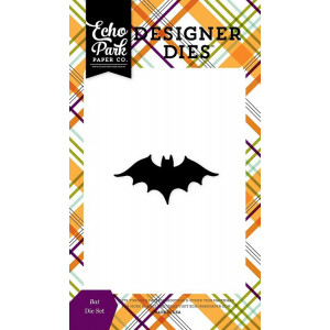 Wykrojniki Echo Park - Halloween - Bat