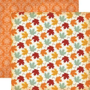 Papier Carta Bella - Autumn - Colorful Leaves
