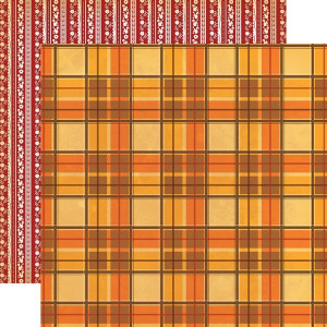 Papier Carta Bella - Autumn - Autumn Flannel