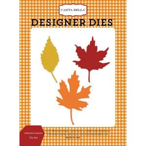 Carta Bella dies - Autumn - Autumn Leaves