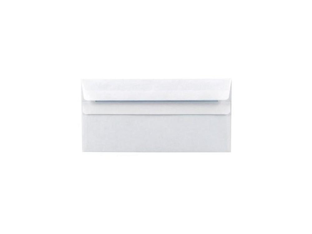 Koperty biurowe - DL, białe, 1000 szt.