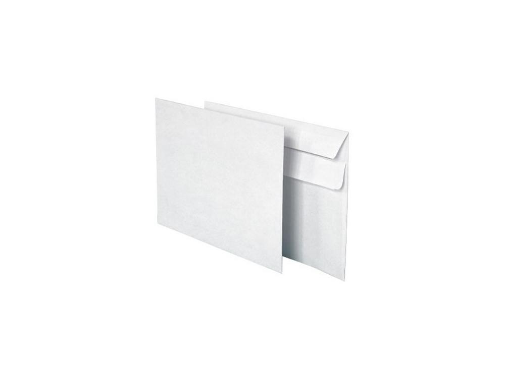 Koperty biurowe - C6, białe, 1000 szt.