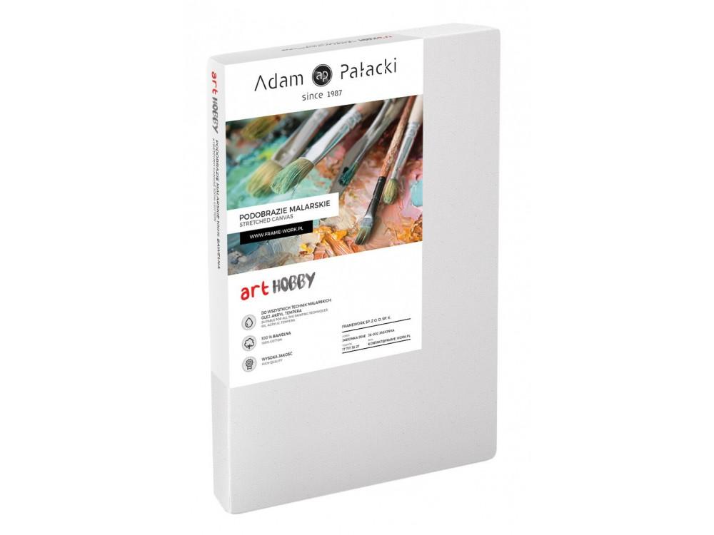 Podobrazie malarskie bawełniane Art Hobby - Adam Pałacki - 18 x 24 cm
