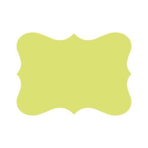 Dziurkacz ozdobny 5 cm - Szyld