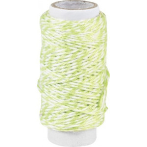 Bakers Twine 20m Light Green