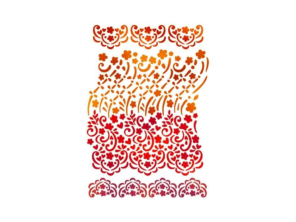 Stamperia Stencil A4 - Lace