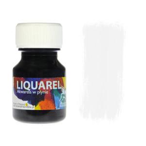 Akwarele w plynie Liquarel 30ml - biały