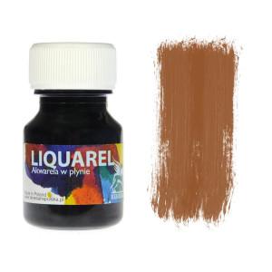 Akwarele w plynie Liquarel 30ml - Sepia