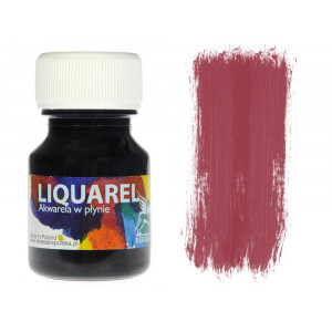 Akwarele w plynie Liquarel 30ml - Sangwina