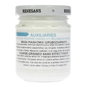 Masa piaskowa Renesans 125 ml gruboziarnista