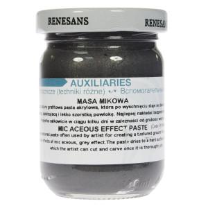 Renesans Mic aceous effect paste 125 ml