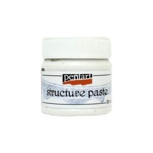 Pasta structural, white 50 ml - Pentart