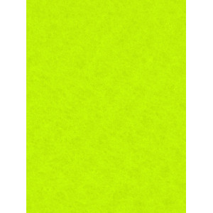 Decorative Felt 20x30 Light Yellow