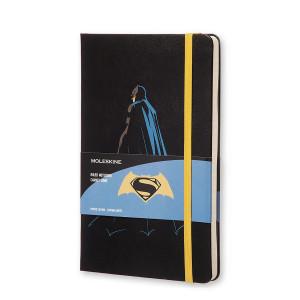Notatnik Moleskine Batman vs Superman - Batman Ruled Large