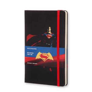 Notatnik Moleskine Batman vs Superman - Superman Ruled Large