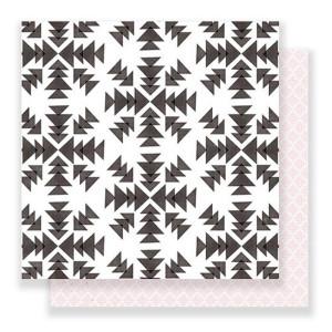 Papier Crate Paper - Snow&Cocoa - Snowflake