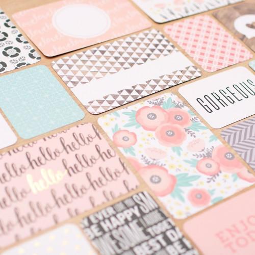 Zestaw kart Becky Higgins - Project Life - Cottage Living