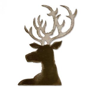 Sizzix Bigz Die - Dashing Deer
