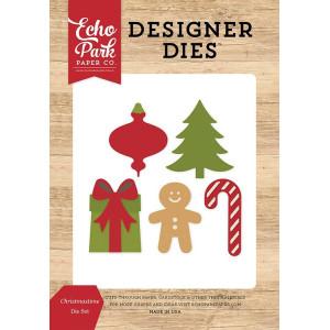 Wykrojniki Carta Bella - I Love Christmas - Christmastime