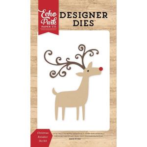 Wykrojniki Carta Bella - I Love Christmas - Christmas Reindeer