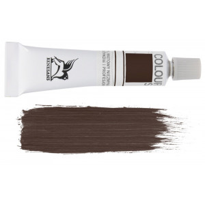 Farba akrylowa Renesans - Colours 20 ml - umbra palona