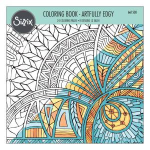 Kolorowanka - Artfully Edgy