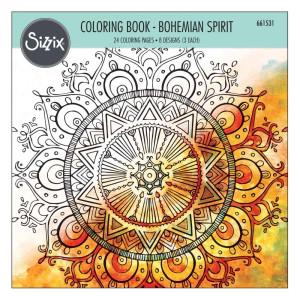 Kolorowanka - Bohemian Spirit
