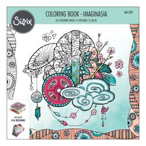 Kolorowanka - Imaginasia