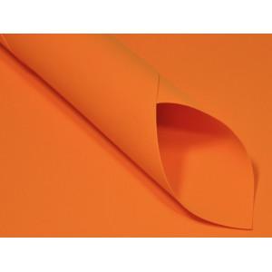 Pianka Foamiran - 30 x 35 cm - Pomarańczowa