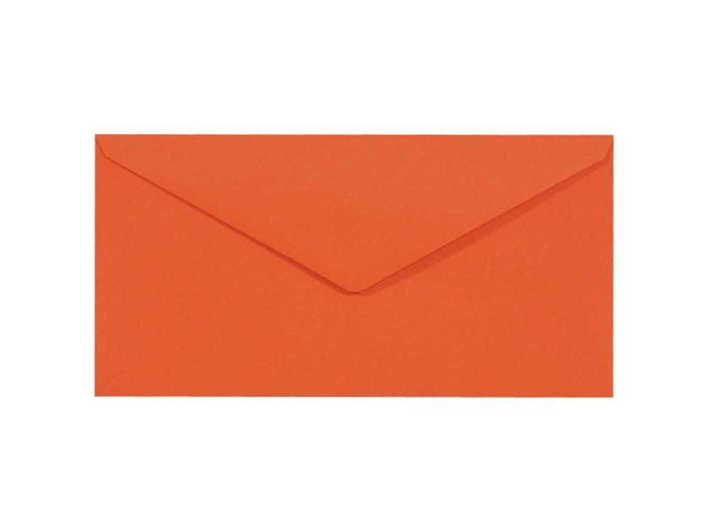Koperta Sirio Color 115g - DL, Arancio, pomarańczowa