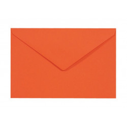 Koperta Sirio Color 115g - C6, Arancio, pomarańczowa