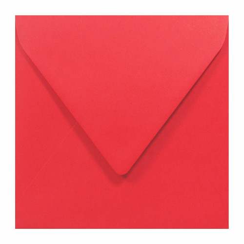Sirio Color Envelope - Lampone, red K4 115 g