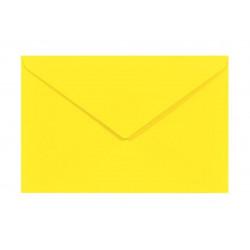 Koperta Sirio Color 115g - C6, Limone, żółta