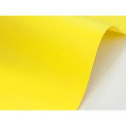 Papier Sirio Color 115g - Limone, żółty, A4, 20 ark.