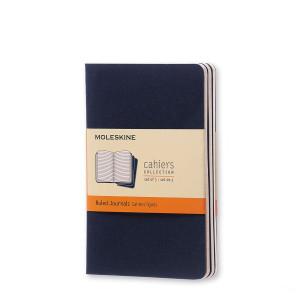 Zestaw notesów Cahier Moleskine Plain Grey