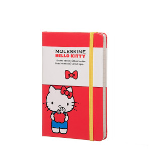 Notatnik Moleskine Batman Ruled White P