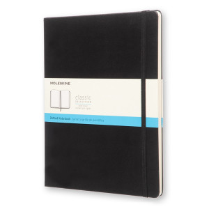 Notatnik Moleskine - XL Dotted Khaki Beige - Soft