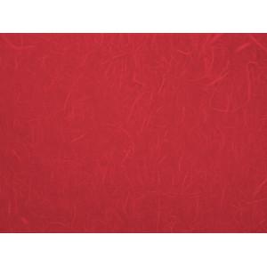 Papier ryżowy Decoupage Heyda 50x70 - czerwony
