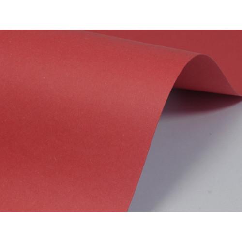 Papier Woodstock 140g - Rosso, czerwony, A4, 20 ark.