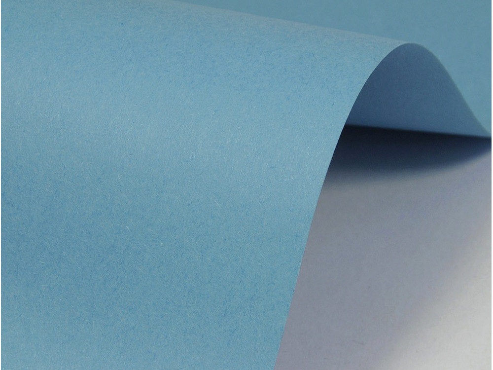 Woodstock Paper 285g - Azzurro, blue, A4, 20 sheets