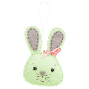 Zestaw kreatywny - Maskotka królik