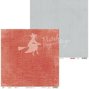 Paper Colors of love 05 - 30 x 30 cm