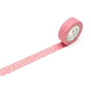 Taśma washi Making Tape - Square Pink - 10 m