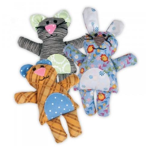 Wykrojnik Sizzix Bigz L Die - Bear/Bunny/Cat