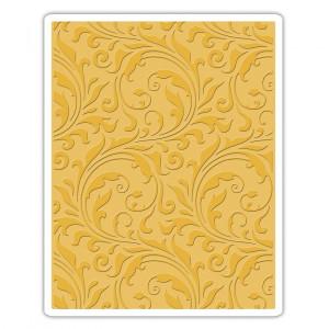 Folder do embossingu Sizzix - Floral