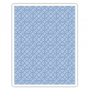 Folder do embossingu Sizzix - Flourish