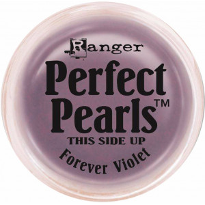 Perfect Pearls Pigment Powders - Ranger - Forever Red