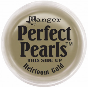 Perfect Pearls Pigment Powders - Ranger - Green Patina
